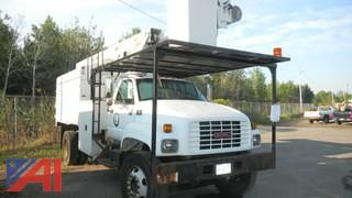 2002  GMC  7H5  Forestry Truck