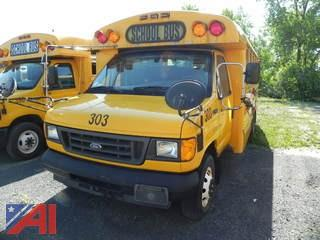 2005  Ford  E450  School Bus