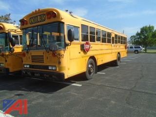 2005  Blue Bird  Bus