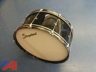 Drums & Drum Pedal