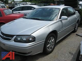 2004  Chevy  Impala LS