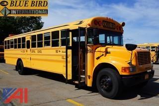 2001  International 3800  Bluebird  School Bus (190)