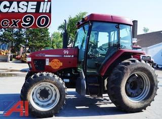 1999  Case/IH  CX-90  Grounds Keeping Tractor