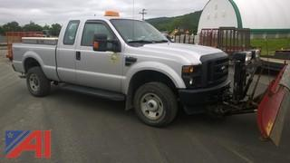 2008  Ford  F-250 XL  Pickup Truck
