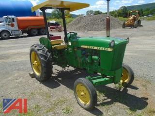 John Deere 1010 Special Tractor