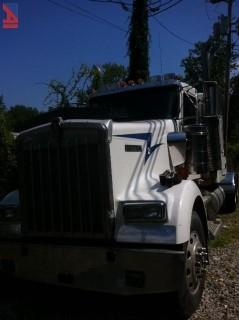2002  Kenworth  Tractor