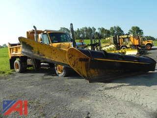 2005  International  7400  Dump w/ Plow & Wing