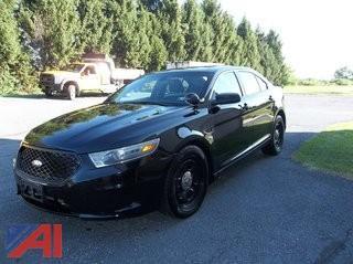 *4% BP* 2013  Ford  Taurus  Sedan