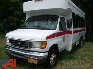 2007  Ford  F450  Bus