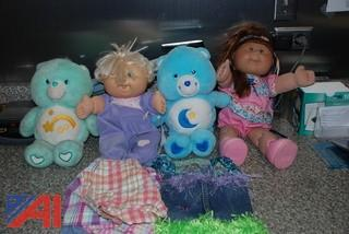 Stuffed Animals and Children's Clothing