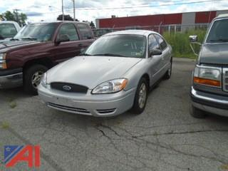 2005  Ford  Taurus  4DSD