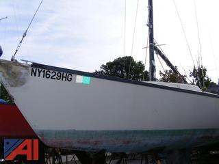 23' Sail Boat
