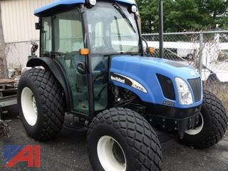 Ford/New Holland Tractor 2000  New Holland  TN70DA  Tractor