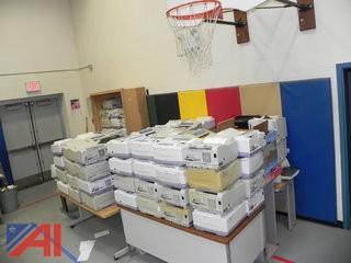 Lot of 100+ Printers-Various Brands