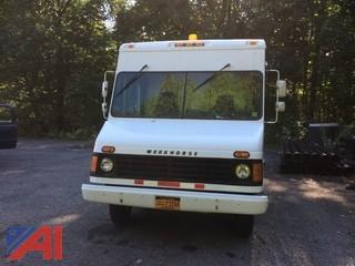 2001  Workhorse   FT1801  3500 Van