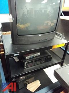 Assorted Televisions and More
