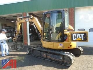 2011 Catepillar 305DCR Excavator