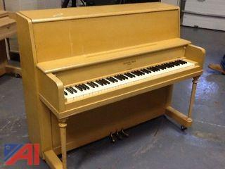 Grinnell Brothers 1968 upright piano