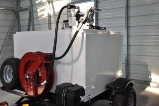 EZE Gas 390 Fuel System