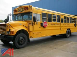 2003 International 3800 School Bus