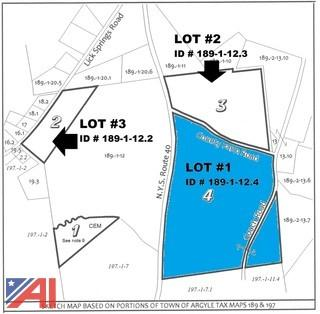Town of Argyle: Lot #1