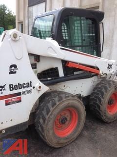 2013 Bobcat S630 Skid Steer w/Bucket