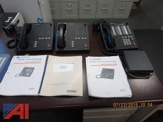 Motorola-Deskjets with Tone Adapter
