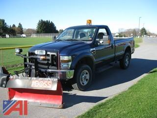 2008 Ford F350 Super Duty Pickup