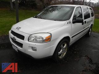 2007 Chevrolet Uplander LS Mini-Van
