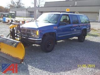 1999 Chevrolet C2500 Suburban