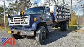 1987 GMC Topkick Truck
