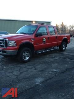 2005 Ford F250 Crew Cab Pickup