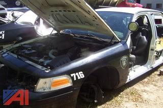 2005 Ford Crown Victoria Police Interceptor