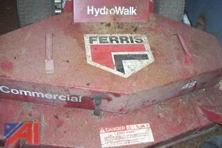 Ferris Walk Behind Commercial Mower