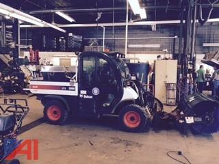 **Lot Updated** 2015 Bobcat Toolcat Dump