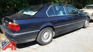 1999 BMW 740 IL 4D