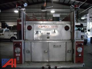 1990 Ford LN8000 Fire Pumper RS