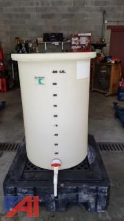 100 Gallon Terracon Chemical Tank