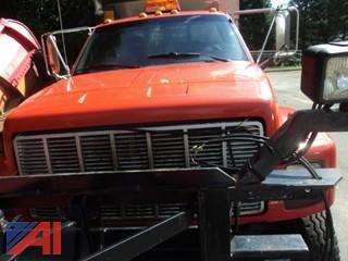 1992 Chevrolet Kodiak Salter