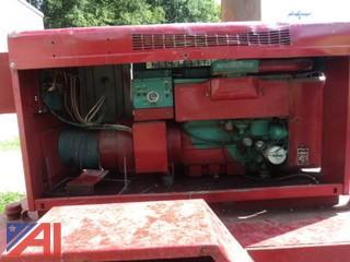 Onan M10 Trailer Generator