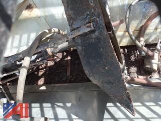 Tarco Highlander Junior Stainless Steel Spreader