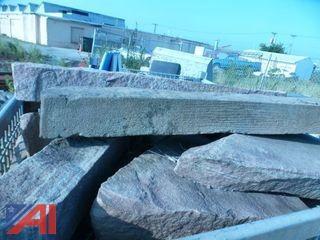 (6) Bins of Sand Stone/Stack Stone