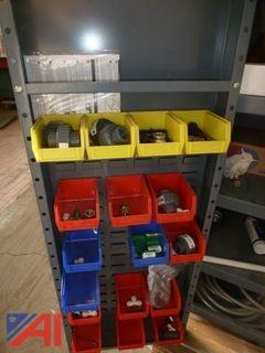 (2) Parts Cabinets