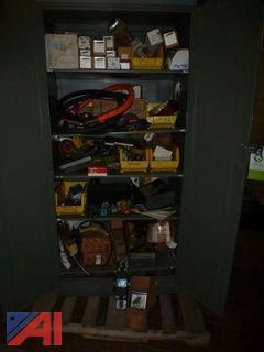 Parts Cabinet