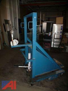Forklift Battery Puller