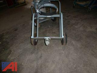 (2) NEW Saf-T-Cart Propane Tank Transfer Carts