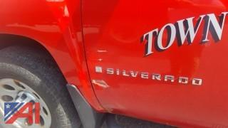 2007 Chevrolet Silverado Pickup Truck