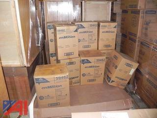 NEW-Lot of 11 Georgia-Pacific enMotion Electric Paper Towel Dispensers