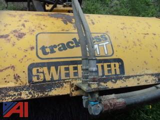 Trackless Mt  As4 Front Mount Broom Sweeper
