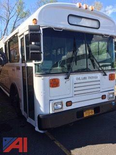 1996 Bluebird Bus